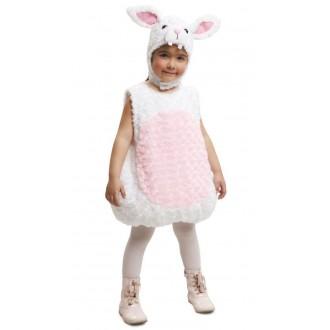 Kostýmy - Dětský kostým Bílý králíček