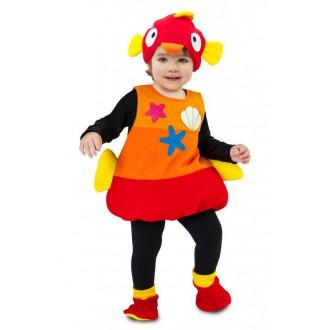 Kostýmy - Dětský kostým Rybička