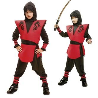 Kostýmy - Dětský kostým Ninja dragon