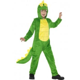 Kostýmy - Dětský kostým Krokodýl