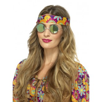 Hippie - Brýle Hippie zrcadlové