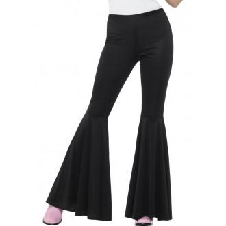 Kostýmy - Kalhoty Hippie, dámské černé