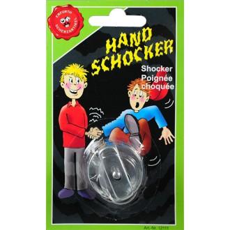 Zábavné předměty - Elektrický šok do dlaně