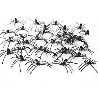 Karnevalové doplňky - Pavouk plastový
