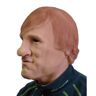 Masky - Maska Gerard Depardieu