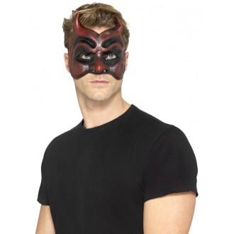 Masky - Škraboška Ďábel