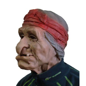 Čarodějnice - Maska Baba Jaga