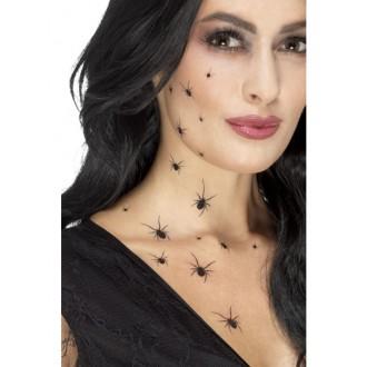 Čarodějnice - Tetování Pavouci