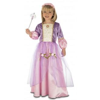 Kostýmy - Dětský kostým Princezna Lila