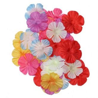 Havajská párty - dekorace havajské květy 500 ks