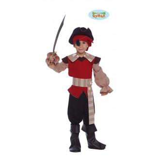 Kostýmy - kostým pirát pro miminko - pirátský kostým pro malé deti