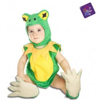 Kostýmy - Dětský kostým Žába