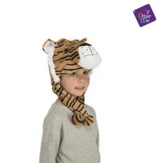 Klobouky-čepice-čelenky - Čepice Tygr