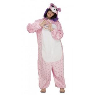 Kostýmy - Kostým Růžový mevídek