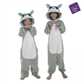 Kostýmy - Dětský kostým Okatý vlk