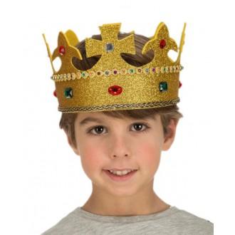 Klobouky,čepice.. - Královská koruna