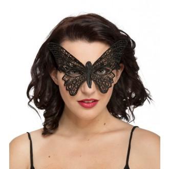 Masky - Škraboška Motýl