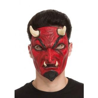 Masky - Maska obličejová Ďábel