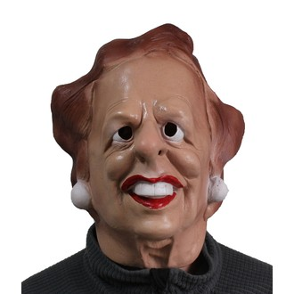 Masky - Maska Margaret Tchatcherová