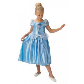 Kostýmy - Dětský kostým Popelka