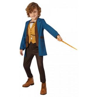 Kostýmy - Dětský kostým Newt Scamander deluxe