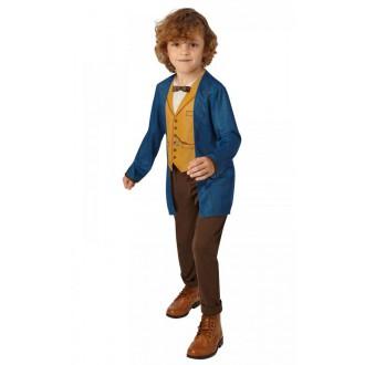 Kostýmy - Dětský kostým Newt Scamander
