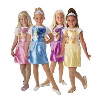 Princezny-Víly - Dětský kostým Princezna 3-6 roků