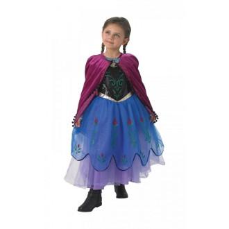 Princezny-Víly - Dětský kostým Anna