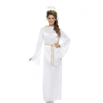 Mikuláš - Čert - Anděl - Kostým Bílý anděl