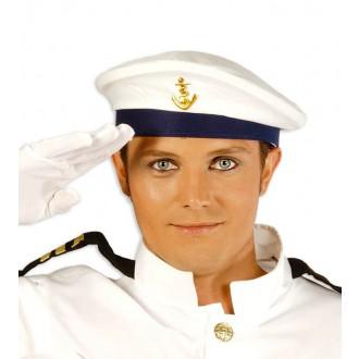 Výprodej Karneval - Námořnická čepice - MARINE