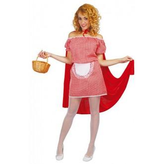 Výprodej Karneval - kostým červené karkulky
