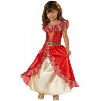 Princezny-Víly - Dětský kostým Elena z Avaloru
