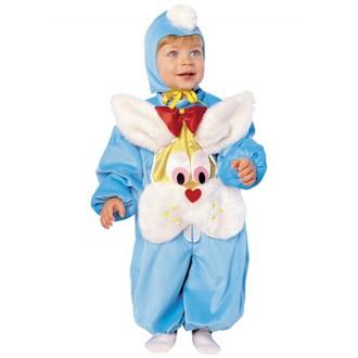 Kostýmy - Dětský kostým Zajíček modrý