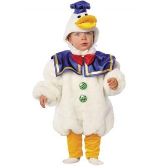 Kostýmy - Dětský kostým Kačenka