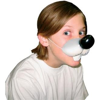 Karnevalové doplňky - Nos Myš
