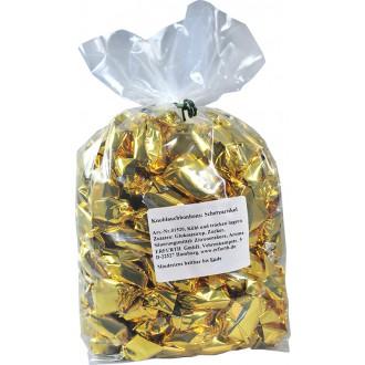 Zábavné předměty - Česnekový bonbon 1 kus (zlatý)