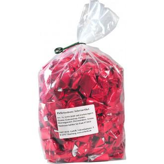 Zábavné předměty - Pepřový bonbon 1 kus (červený)