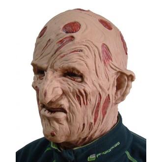 Kostýmy z filmů a pohádek - latexová maska Freddy Krueger III