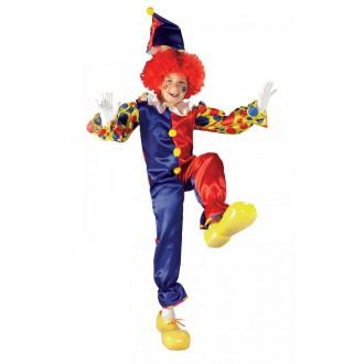 Klauni - Dětský kostým Klaun III