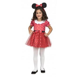 Kostýmy - Dětský kostým Myšička Minnie