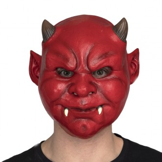 Masky - Maska Čert tlusťoch