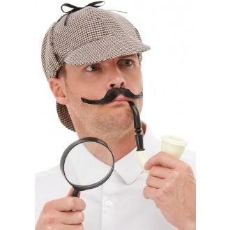 Karnevalové doplňky - Pánská sada Detektiv