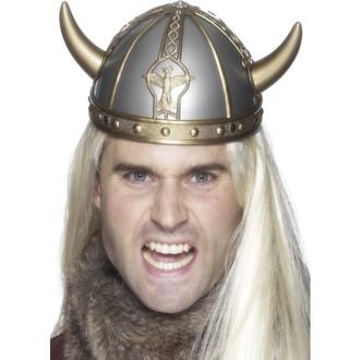 Klobouky-čepice-čelenky - Helma Viking