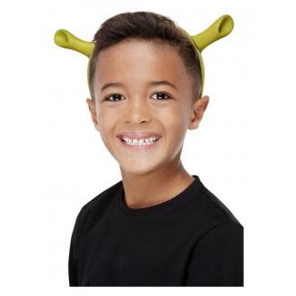 Karnevalové doplňky - Uši Shrek dětské