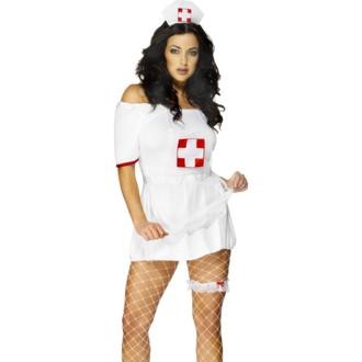 Karnevalové doplňky - Sada Zdravotní sestra