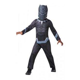 Kostýmy - Dětský kostým Black Panther