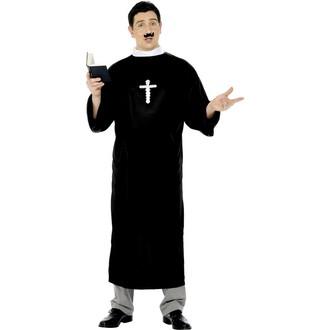 Povolání, řemesla, profese - Kostým Kněz ll