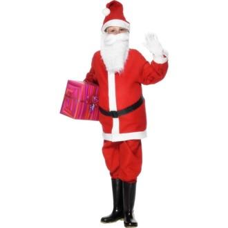 Kostýmy - Dětský kostým Santa