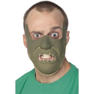 Masky - Plastová maska Kanibal