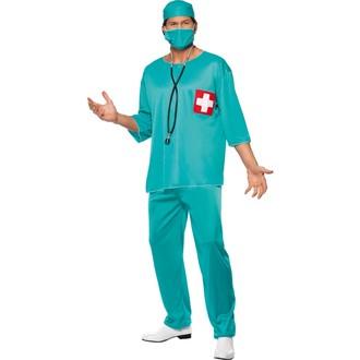 Povolání, řemesla, profese - Kostým Chirurg